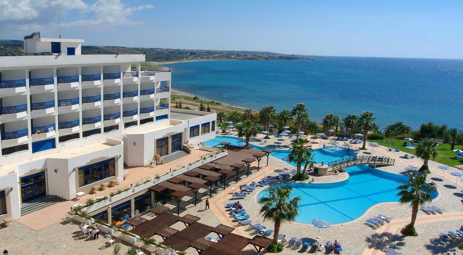 Ascos Coral Beach Hotel Cyprus
